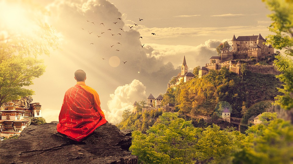 meditation to heal body and spirit